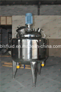 High Quality Stainless Steel Detergent Mixing Tank pictures & photos