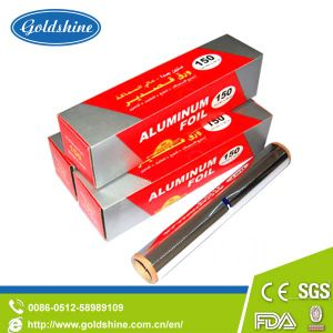 SGS Quality Disposable Aluminum Foil for Food Packing pictures & photos