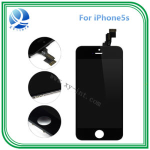Spare Parts LCD Touch Screen for iPhone 5s Mobile Phone LCD pictures & photos