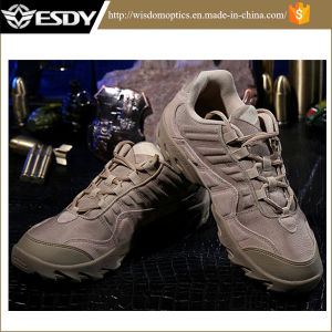 Military Tactical Shoes Combat Boots Leather Shoes pictures & photos