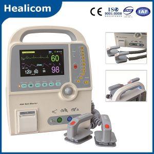 Top Quality Hot Sale Hc-9000c Portable Caradiac Defibrillator Monophasic Defibrillator pictures & photos