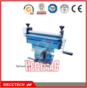 Siecc Mini Manual Slip Roll Machine (Mini Hand roller SJ300) pictures & photos