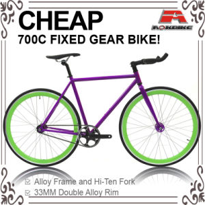 700c Hi-Ten Many Color Track Bike (ADS-7109S) pictures & photos