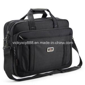 Single Shoulder Computer Laptop Bag Handbag (CY6104) pictures & photos