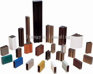 Customized Aluminum Extrusion Profiles for Decoration pictures & photos