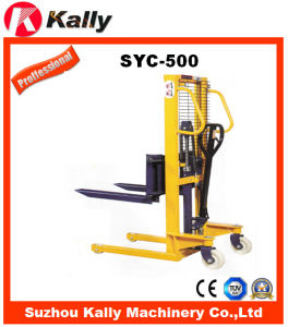 Manual Stacker (SYC-500) pictures & photos