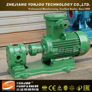 KCB Electric Oil Gear Pump pictures & photos