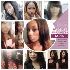 7A Brazilian Virgin Human Hair Extension Cheap Brazillian Remy Hair Extensions pictures & photos