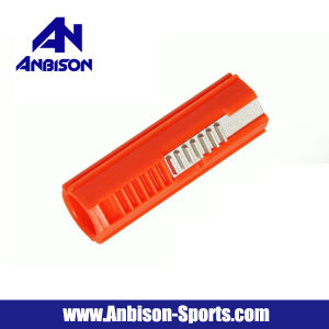 Anbison-Sports Element Airsoft Multi-Steel-Teeth Piston Full Teeth Version pictures & photos