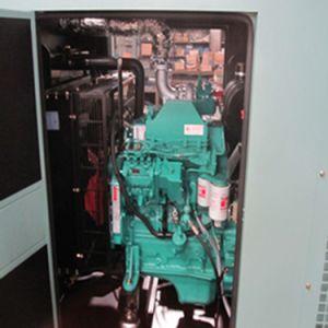 Fujian Original Stamford Brushless Alternator 125kVA Silent Diesel Generator Price for Sale pictures & photos