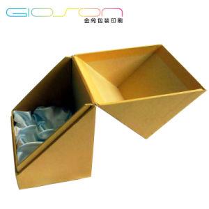 Unique Design Paper Board Gift Box/ Cosmetic Box pictures & photos
