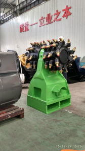 Construction Parts of Excavator Drum Cutter Made by Sf pictures & photos