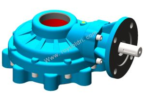 Rb4 Multi Turn Electric Operated Bevel Gearbox for Valve pictures & photos