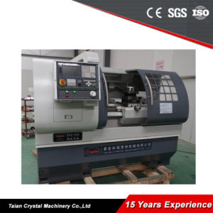 Highly Rigid China CNC Lathe Machine (CK6140A) pictures & photos