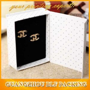 Magnetic Cardboard Fancy Ring Box (BLF-GB531) pictures & photos