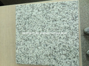 Flamed G655grey Chinese Granite Tile pictures & photos