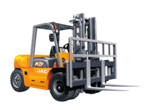 7 Ton Diesel Forklift Truck/ China Best Sale Forklift 7 Ton pictures & photos