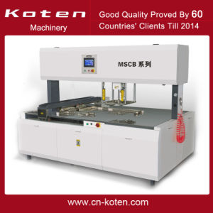 Automatic Box Stripping Machine for Label or Tags pictures & photos
