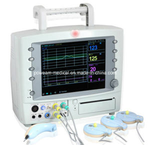 Fetal Ctg Maternal Fetal Monitor FM-10A pictures & photos