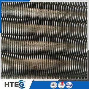 High Frequency Welding Spiral Fin Tube for Boiler Economizer pictures & photos