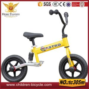 Yellow Balance Bikes with Suspension Seat for Child pictures & photos