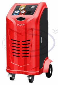 AC Service Station Refrigerant Recovery Machine for Car Air Condition Wld-540 pictures & photos