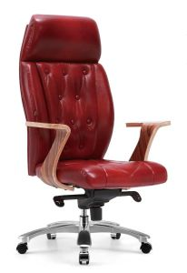 Classic Modern Soft Leather Office Chair Desk Chair pictures & photos