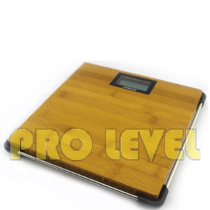 High Precision Bamboo Bathroom Scale (GBF-1227) pictures & photos