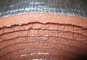 XPE Foam Board Heat Insulation Aluminum Foil Foam Insulation pictures & photos