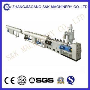 Plastic PPR Pipe Extruder Machine pictures & photos