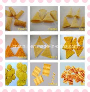 Fried Flour Bugles Machine pictures & photos
