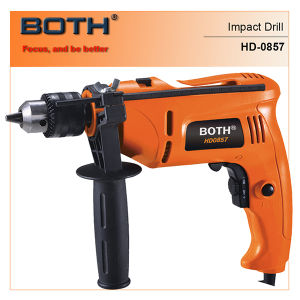 580W Electric Impact Drill with Hook (HD0857) pictures & photos