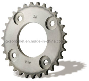 Motorcycle Rear Sprocket for Honda Nbc110 pictures & photos
