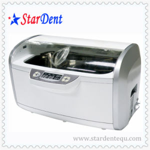 Dental 6L Stainless Steel Digital Tabletop Ultrasonic Cleaner pictures & photos