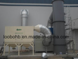 Industrial Cyclone Dust Collector for Saning Grinding/ Welding Polishing Fume Dust Collection System pictures & photos