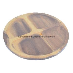 Acacia Round Food Container (65043)