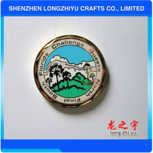 Memorial Colorful Honor Coin From China Manufacturer pictures & photos