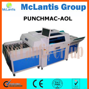 Online Auto Plate Punch Bender for Web Offset Press pictures & photos