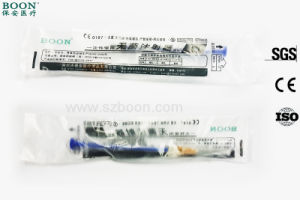 China Factory 1ml Safety Hypodermic Syringe with Needle / Hypodermic Needle Syringe pictures & photos