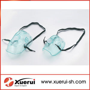 Medical Disposable Portable Standard Oxygen Mask pictures & photos