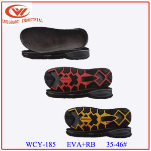New Design EVA and Rubber Outsole of Sandals pictures & photos