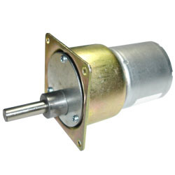 DC Gear Motor for Office Equipment pictures & photos