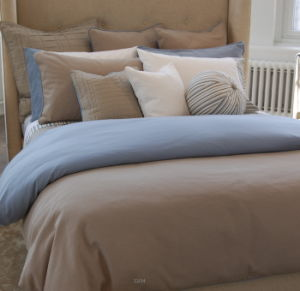 Solid Linen Color Comforter Solid Set pictures & photos