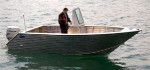 Beautiful Aluminium Fishing Boats Ovs2-17 pictures & photos