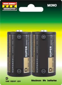 D R20 Carbon Battery Um-1 pictures & photos