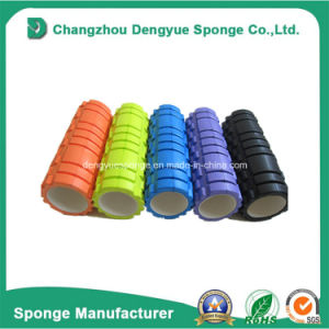 Hot Sale EVA Grid Physio Hollow Exercise Yoga Foam Roller pictures & photos