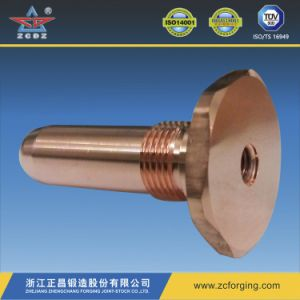 Copper Fitting Parts by Forging pictures & photos
