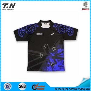 Custom Made Team Logo and Name Cricket Jersey Wholesale pictures & photos