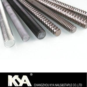 Bar DIN975/ASTM A193 B7/ B7m/B8/B8m Thread Rod with Grade4.8/8.8/10.9/12.9/A2/A4 pictures & photos