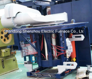 2000kg Energy Saving Induction Melting Furnace